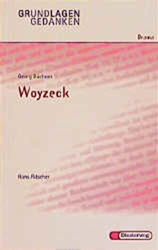 9783425063935: Grundlagen Und Gedanken: Woyzeck - Von H Ritscher (German Edition)