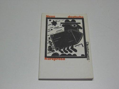 9783425064475: Neue Deutsche Kurzprosa.