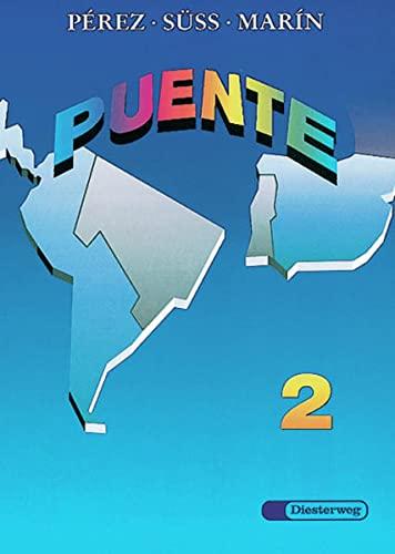 Puente. Spanisches Unterrichtswerk für die 3. Fremdsprache: