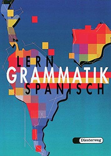 9783425066745: Lerngrammatik Spanisch