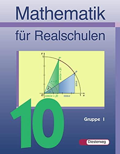 9783425071510: Einführung in die Mathematik - Ausgabe H. Für allgemeinbildende Schulen: Mathematik für Realschulen. Schülerband 10. Wahlpflichtfächergruppe 1. Bayern