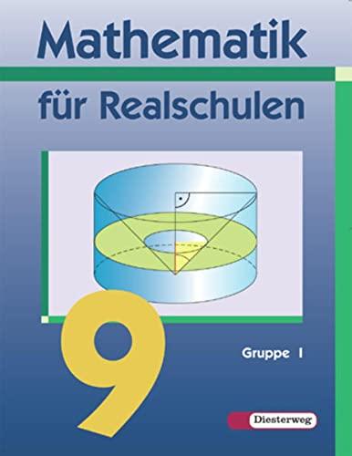 9783425071534: Mathematik für Realschulen. Schülerband 9. Wahlpflichtfächergruppe 1. Bayern