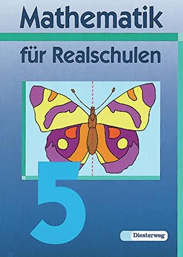 9783425071596: Mathematik für Realschulen 5