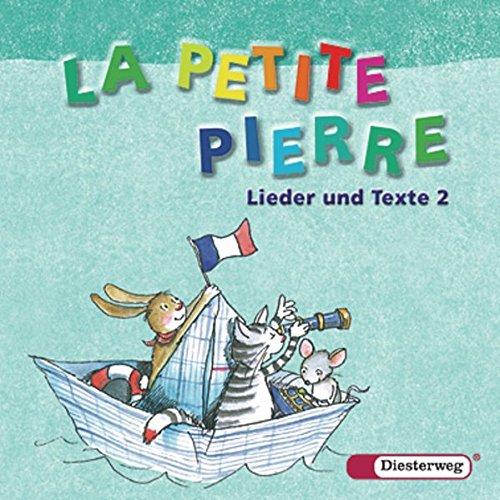 9783425082127: La petite Pierre 2. Lieder und Texte. CD