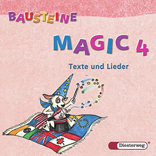 9783425083223: Bausteine Magic! 4. Lieder u. Texte. CD-ROM