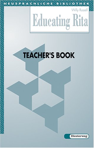 9783425090993: Russell, Willy: Educating Rita: Teacher's Book