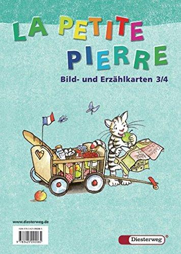 9783425092065: LA PETITE PIERRE - Ausgabe 2007: Bild- und Erzählkarten 3 / 4