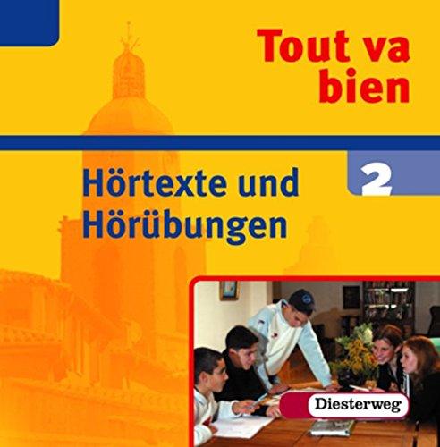 9783425096377: Tout va bien 2 - Hörtexte und Hörübungen / CD
