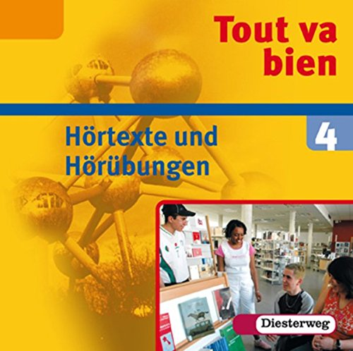 9783425096391: Tout va bien 4. CD. Realschule