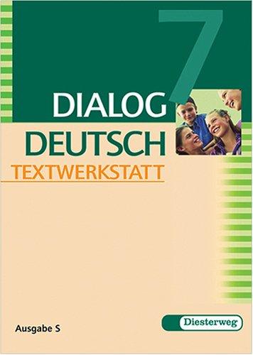 Textwerkstatt 7: Ausgabe S für Baden-Württemberg, Rheinland-Pfalz,: Herrmann Korte, Hans