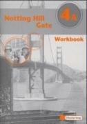 9783425104416: Notting Hill Gate 4 A. Workbook. Gesamtschule. (Lernmaterialien)