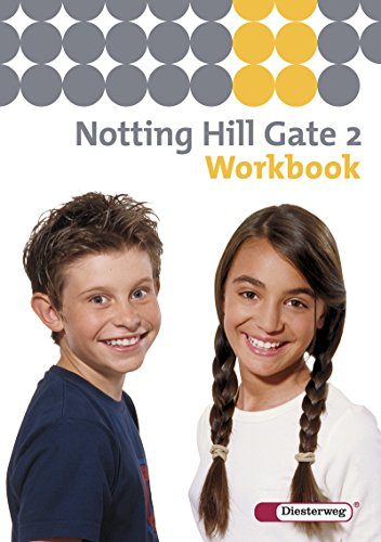 9783425106120: Notting Hill Gate 2. Workbook