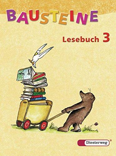 9783425110035: Bausteine Deutsch. Lesebuch 3. Neubearbeitung
