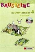 Bausteine Sachunterricht 4. Arbeitsheft mit CD-ROM. Nord. Neubearbeitung (9783425110783) by Briggs, Asa