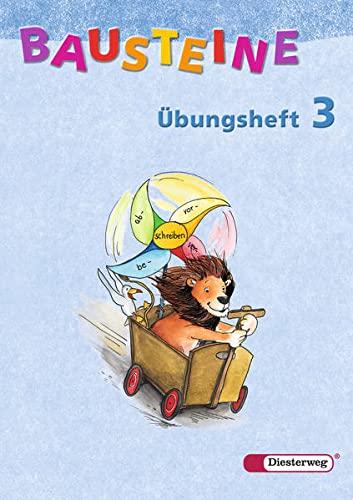 9783425113159: Bausteine Übungsheft 3. Nordrhein-Westfalen. Neubearbeitung