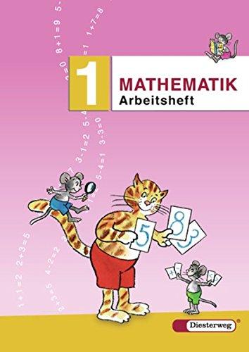 9783425120416: Mathematik-Übungen 1. Arbeitsheft