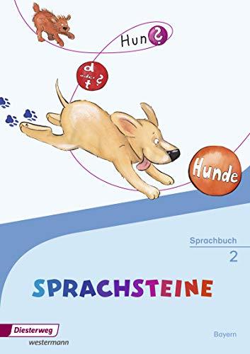 9783425127026: SPRACHSTEINE Sprachbuch 1 / 2. Bayern: Ausgabe 2014