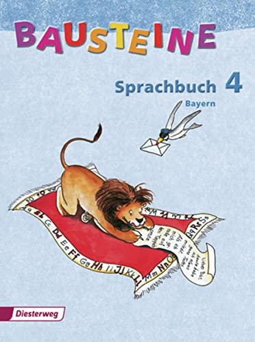 9783425127545: Bausteine 4. Sprachbuch. Bayern: Ausgabe 2006