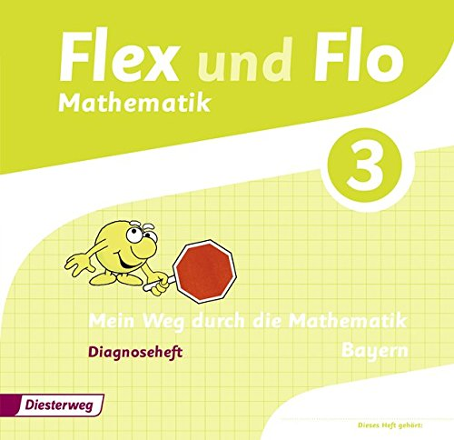 9783425131030: Flex und Flo 3. Diagnoseheft. Bayern