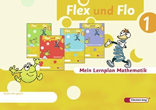 9783425132815: Flex und Flo - Ausgabe 2007: Ersatzsortiment Lernplanhefte 1