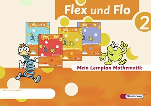 9783425132853: Flex und Flo, Ausgabe 2007 Mein Lernplan Mathematik (Verbrauchsmaterial)