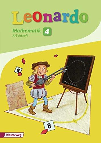 9783425134147: Leonardo 4. Arbeitheft: Ausgabe 2009