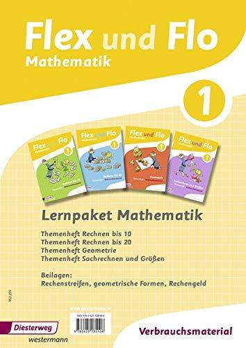 9783425135106: Flex und Flo 1. Paket: Ausgabe 2014