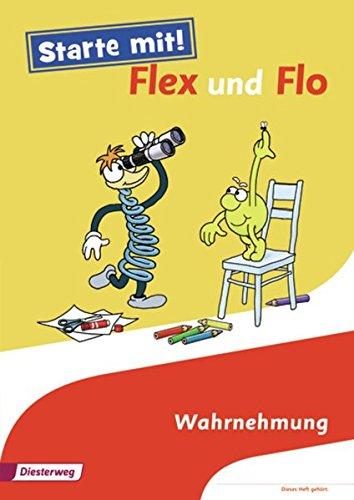 9783425135854: Starte mit! Flex und Flo