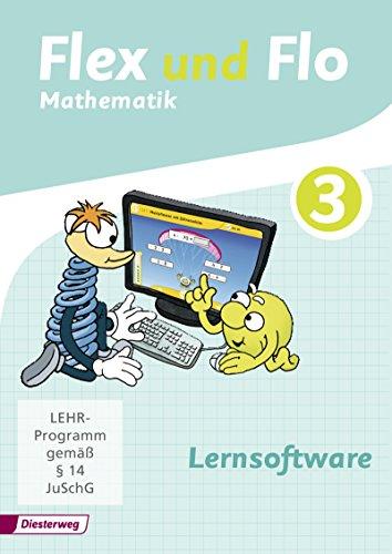 9783425136134: Flex und Flo - Ausgabe 2014: Lernsoftware 3: Netzwerklizenz