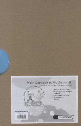 9783425136202: Flex und Flo. Paket 2. Ausgabe für Rheinland-Pfalz: Themenhefte für die Ausleihe