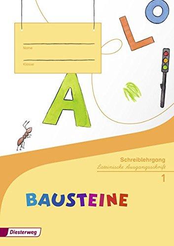 9783425141268: BAUSTEINE Fibel. Schreiblehrgang LA