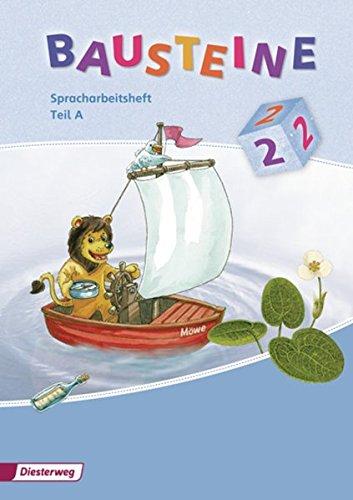 9783425142814: Bausteine Spracharbeitsheft: Teil A- 2 (German Edition)