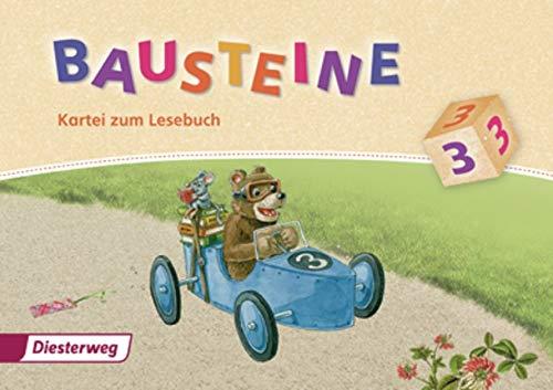 Bausteine 3. Lesebuch. Aufgabenkartei: Ausgabe 2008