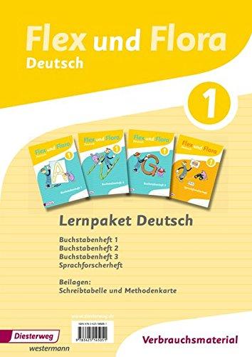 9783425145051: Flex und Flora 1. Paket