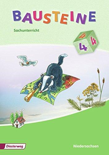 9783425154121: Bausteine 4. Sachunterricht. Arbeitsheft. Niedersachsen: Ausgabe 2008