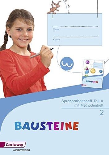 9783425162218: BAUSTEINE Spracharbeitsheft 2