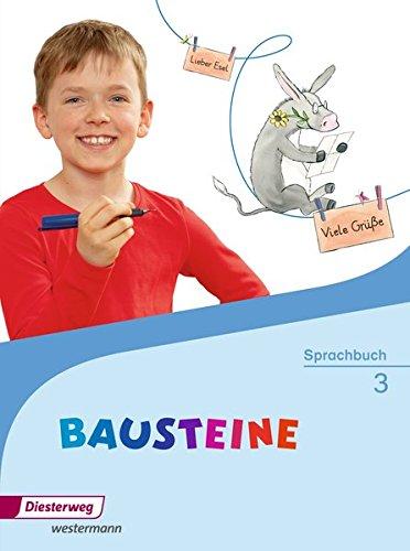 9783425163116: BAUSTEINE Sprachbuch 3: Sprachbuch - Ausgabe 2014