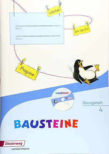 9783425164120: BAUSTEINE Sprachbuch 4. Übungsheft mit Lernsoftware- Ausgabe 2014: Ausgabe 2014