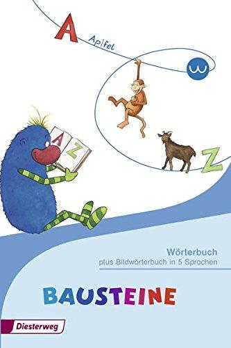 9783425164205: BAUSTEINE Wörterbuch plus Wortschatz Englisch - Ausgabe 2014: plus Bildwörterbuch in 5 Sprachen
