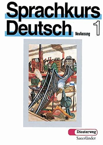 Sprachkurs Deutsch: Lehrbuch 1 (German Edition): Ulrich Häussermann, Georg