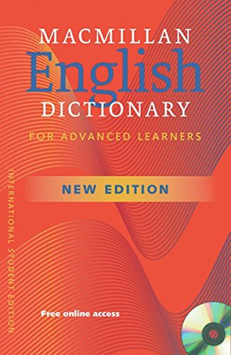 9783425711003: Macmillan English Dictionary for Advanced Learners