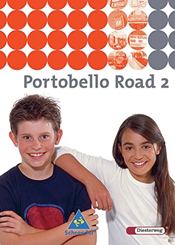 9783425720029: Portobello Road 2. Textbook: Ausgabe 2005