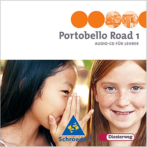 9783425720418: Portobello Road (Ausgabe 2005), Bd.1 : 1 Audio-CD