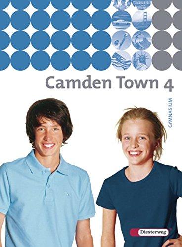 9783425724041: Camden Town 4. Textbook. Gymnasium