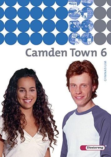 9783425724065: Camden Town 6. Textbook: Unterrichtswerk für das Gymnasium