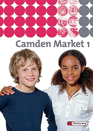 9783425728032: Camden Market 1. Textbook. 5. Schuljahr. Berlin, Brandenburg