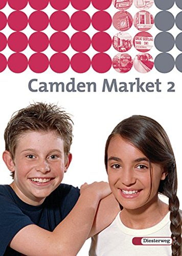 9783425728049: Camden Market 2. Textbook. 6. Schuljahr. Berlin, Brandenburg