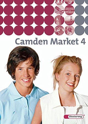 9783425728063: Camden Market 4. Textbook: Für Klasse 8