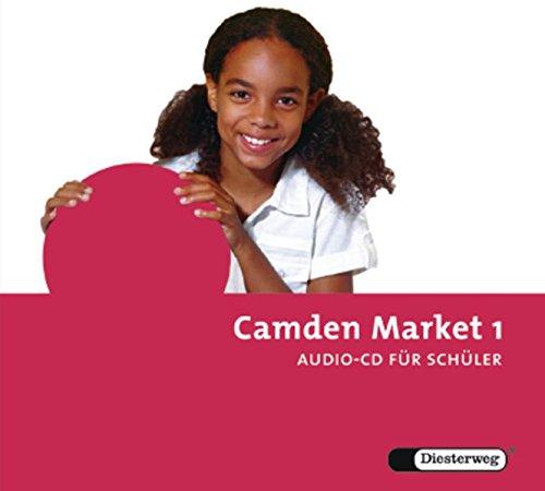 9783425728551: Camden Market 1. CD für Schüler: Für Schüler