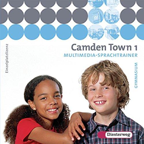 9783425729213: Camden Town 1. Multimedia Sprachrainer. Gymnasium. CD-ROM f�r Windows